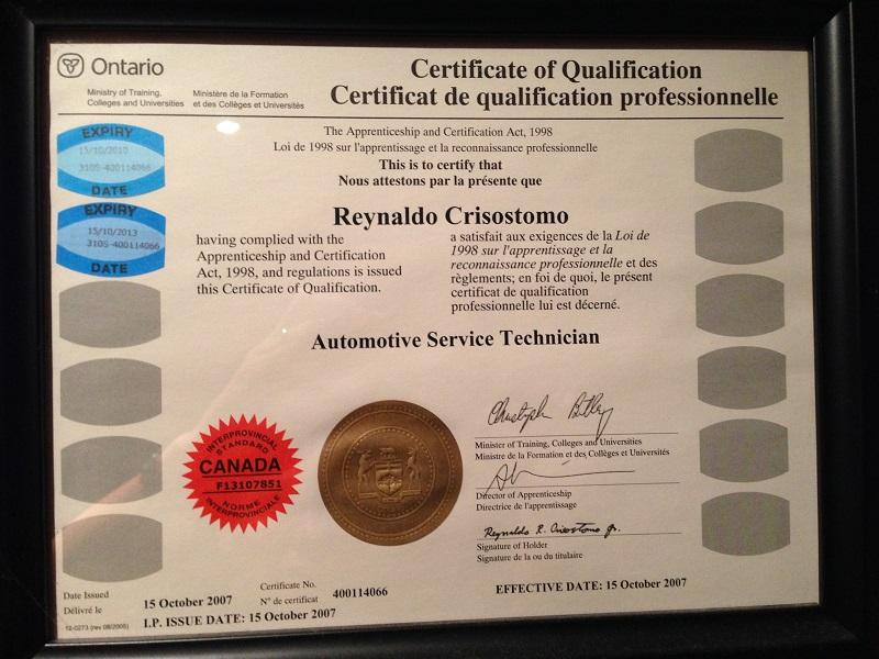 Motor Mechanic Licence Impremedia Net